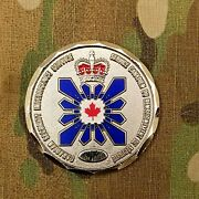Cia Equivalent, Canadian Security Intelligence Service, Bc Region Challenge Coin