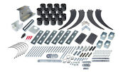 Performance Accessories For 10-12 Dodge Ram 2500 Gas 3in Body Lift Kit
