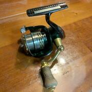 Shimano Cardiff C2000hgs Spinning Reel Excellent From Japan Fishing