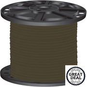8 Brown Stranded Cu Simpull Thhn Wire 2500 Ft Building Electrical Wires