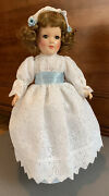 """Vintage 14"""" Mary Hoyer Doll. Hard Plastic Made Between 1946-1950"""