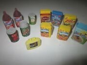 Lot Of 12 Topps Wacky Package Erasers