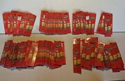 Lot Of 122 Pack Vermont American Drill Bits 1/16,5/64,3/32,5/32,7/64,11/64