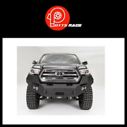 Fab Fours For 2016-2017 Toyota Tacoma Tt16-b3651-1 Premium Winch Front Bumper