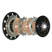 Competition Clutch Kit For Honda Crx 1988 1989 1990 1991 Twin Disc Ceramic