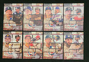 2018 Topps Series 1 Opening Day Inserts Pick Your Card