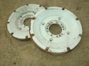 1966 Oliver 1650 Gas Tractor 34 Rear Wheel Center Hubs