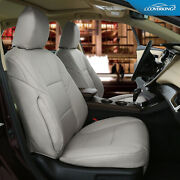 Coverking Premium Leatherette Custom Tailored Seat Covers For Ford Edge