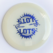 Kastaplast K1 Glow Low Lots X-out 2x Blue Shatter Stamp 174g New