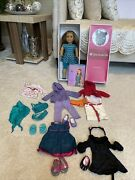 American Girl Doll Retired Mckenna With Extra Outfit