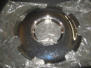 Bentley Continental Gt Speed 20-inch Wheel Cap Chrome Ring 3w0601165p New