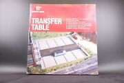 Walthers Ho 933-2968 Transfer Table And 933-2969 Transfer Table Pit Extension