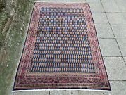 4and0398and039and039 X 7and039 Vintage Natural Rug Village Rug Handmade Carpet.skuh1139