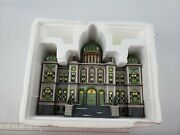 Department 56 Christmas In The City Series Capitol Heritage Village Collection