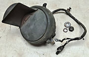 Original Willys M38-a1 M151-a1-a2 M170 24v Black Out Head Lamp And Bracket Unit