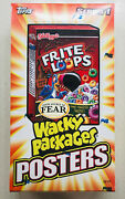 Wacky Packages Series 1 Posters 18 Packs Per Box 2012 Topps Factory Sealed