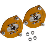 Front Camber Plates For Lexus Es350 2007-2009 Pillow Ball Top Mounts