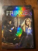 Fringe The Complete Second Season 2 Dvd, 2010, 6-disc Set Preowned