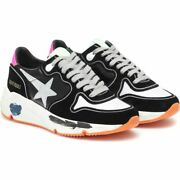 Golden Goose Womenand039s Sneaker Shoes Shoe Running Sole Suede Sneakers 8-424