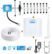 1700mhz Atandt Verizon Tmobile Cell Phone Signal Booster 3g 4g Lte Band 4 Repeater