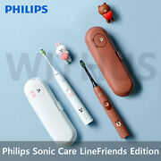 [to Russia] Philips Sonic Care Line Friends Edition Hx6801 By Cdek