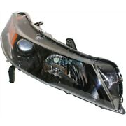 New Right Hid Head Lamp Lens And Housing Fits 2012-2014 Acura Tl Sedan Ac2519118