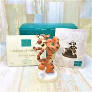 Wdcc Winnie The Pooh Tigger With Serial Number Miniature Figure Disney Tdl