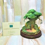 Wdcc Winnie The Pooh Poohand039s Treehouse And Honey Tree Made Of Pottery Figure
