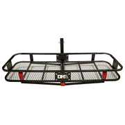 Dk2 Hitch Cargo Carrier 500 Lb. Capacity Folding Rust/corrosion Resistant Steel