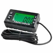 Digital Hour Tachometer Rpm Counter Inductive Hour Meter Small Engine Tachome...