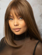 Mod Sleek Wig By Rene Of Paris Muse Series Any Color Lace Frt + Mono Part Heat
