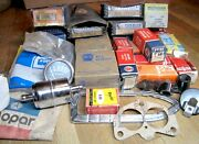 Vintage Ford Chevy Dodge Parts Lot Nos