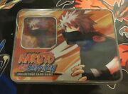 Naruto Ccg Eight Ninja Dogs Rebirth Tin 3 Of 3 - Invasion And Weapons Of War