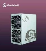 New Goldshell Mini-doge Wifi 185mh Scrypt Latest Version Lite Coin Home Mining