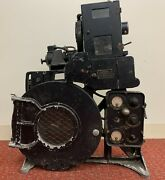 Antique Western Electric Bodine Ta-4050 Reproducer Set 35mm Film Projector