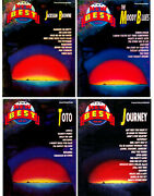 The Best Of Toto Moody Blues Journey Jackson Browne Piano Vocal Guitar Songbooks