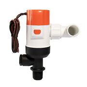 Boat Livewell Baitwell Pump 405fc Efficient Easy Install Accessories Premium