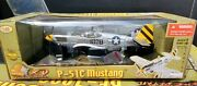 21st Century Ultimate Soldier P-51c Mustang Princess Wwii Plane 148 Scale Model