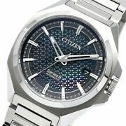 Citizen Series 8 Na1010-84x 830 Mechanical Automatic Watch Multi-layer Dial 0950