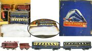 Vintage Scarce French Hornby S.n.c.f Electric Locomotive W/ French Pullman Cars