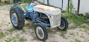 1944 Ford 2n Tractor - Blue