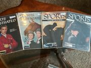 Lot Of 18 Sports Illustrated Magazine Issues 1955-62 Horses, Swimming, Tennis +