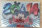 Disneyland Resort 2014 Photo Album - Mickey And Minnie Mouse New Sealed See Pics
