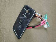Tracker Boat Front/bow Switch Panel - Livewell And Trolling Motor Receptacle Wired