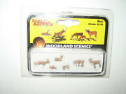 N Scale Train Layout Accessories - You Pick - Trees Cars Figures Animals Decals
