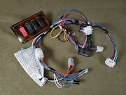 Tracker Boat Switch Panel W/ Harness - Livewell Lights Horn
