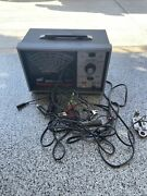 Vintage Sears Craftsman Engine Analyzer Sold As Is With Instructions