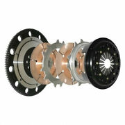 Competition Clutch Kit For Honda Civic 2002-2005 184mm Rigid Twin Disc