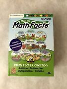 Meet The Math Facts 10 Dvd Set - Addition Subtraction Multiplication Division