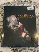 God Of War Iii 3 Ultimate Edition Bradygames Official Strategy Guide Sealed New